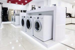 中古の洗濯機を買う場所は2つ