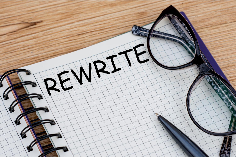 ブログのリライト方法を解説!見るべきポイント3つ【ツールも紹介】