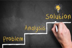 【悩みを解決する記事】を書くためのステップは4つ