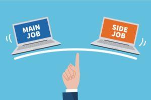 副業と専業の比較