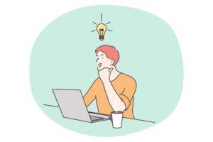 ブログの文章構成の基準は『読者の悩みを解決する』です!