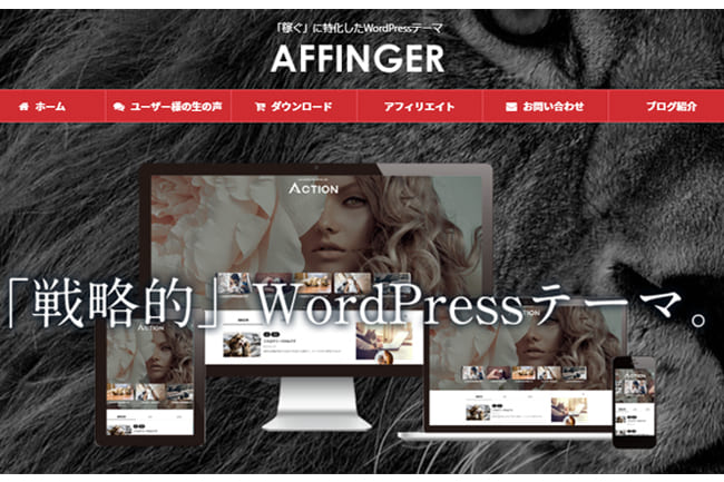 AFFIGER6の基本情報